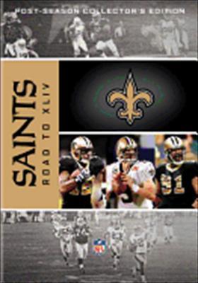 NFL: Road to Super Bowl 44 / New Orleans Saints