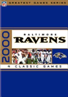 NFL Greatest Games Series: Baltimore Ravens 2000 Playoffs
