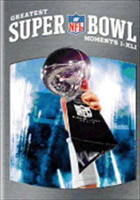 NFL Greatest Super Bowl Moments I-XLI