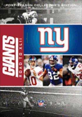 NY Giants: Road to Super Bowl XLII