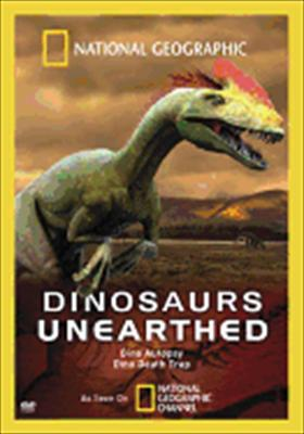 National Geographic: Dinosaurs Unearthed