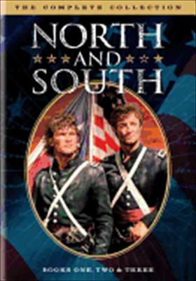 North and South: The Complete Collection 0883929161812
