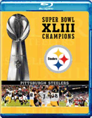 Super Bowl XLIII Champions Pittsburgh Steelers