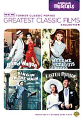 Tcm Greatest Classic Films: American Musicals