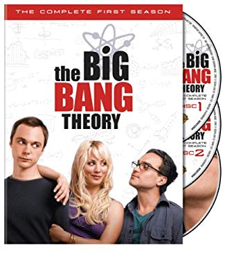 The Big Bang Theory: The Complete First Season 0883929024292