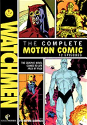 Watchmen: The Complete Motion Comic 0883929062225