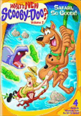 What's New Scooby Doo: Safari, So Good!