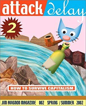 Attack Delay 2: How to Survive Capitalism 9783931126858