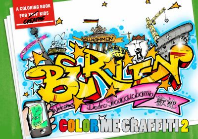 Color Me Graffiti 2 9783937946306