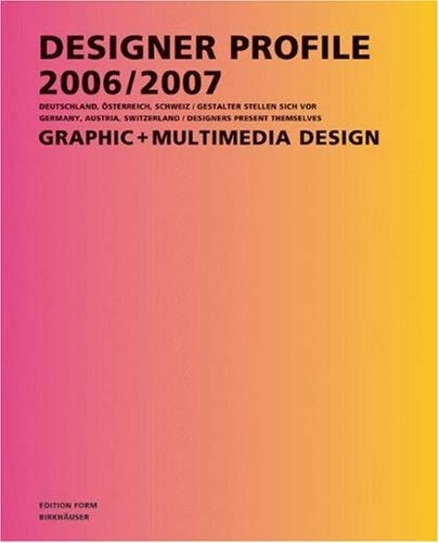 Designer Profile 2006/2007 (Set) 9783936560329