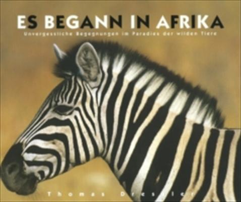 Es Begann in Afrika 9783934020795