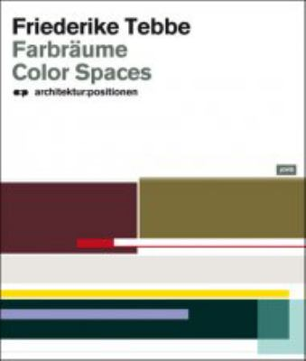 Farbraume/Color Spaces 9783939633532