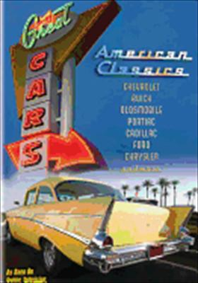 Great Cars: American Classics Collection
