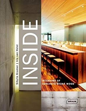 Inside: Interiors of Concrete Stone Wood 9783938780190