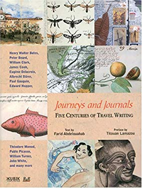 Journeys and Journals: Five Centuries of Travel Writing 9783938265192