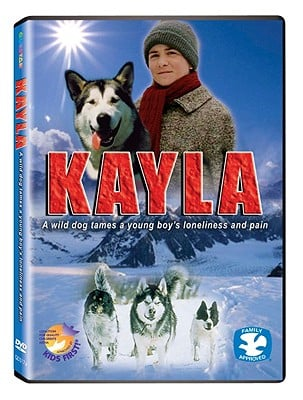 Kayla Cry in Wilderness