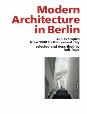 Modern Architecture in Berlin 9783936681291