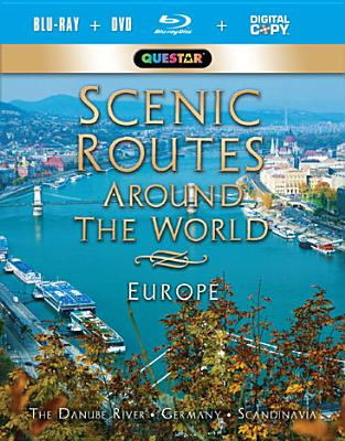 Scenic Routes Around the World: Europe