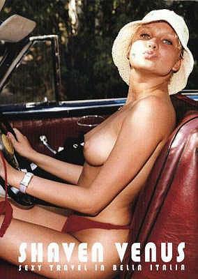 Shaven Venus: Sexy Travel in Bella Italia 9783934020221