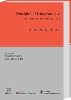 Unjustified Enrichment