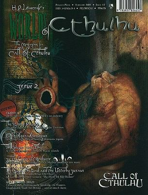 Worlds of Cthulhu: The Magazine for Call of Cthulhu 9783937826257