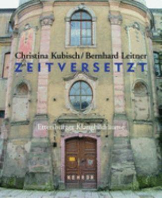 Zeitversetzt: Ettersburger Klangbildraume 9783936636376