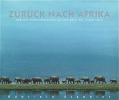Zuruck Nach Afrika 9783934020801