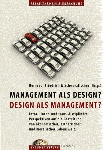 Management ALS Design? Design ALS Management? 9783941522039