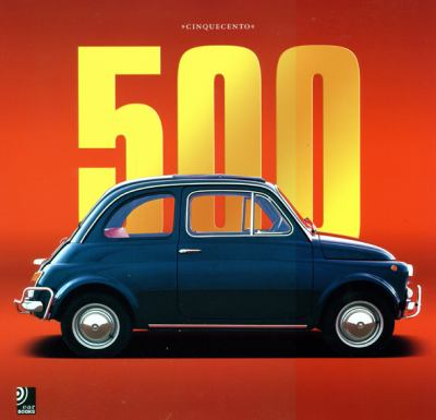 Cinquecento 500 [With 4 CDs] 9783940004420