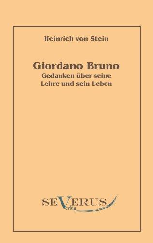 Giordano Bruno 9783942382106
