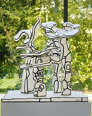 Jean Dubuffet: Writings on Sculpture 9783941263185