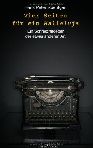 Vier Seiten F R Ein Halleluja 9783940235367