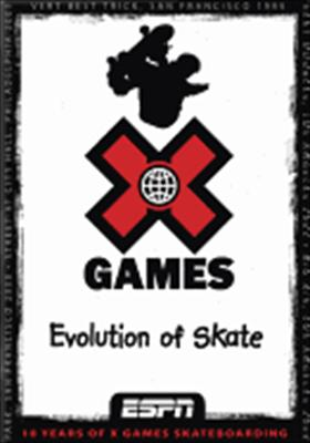 X Games: The Evolution of Skate