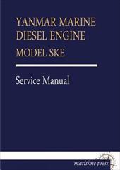 Yanmar Marine Diesel Engine Model Ske 21007067