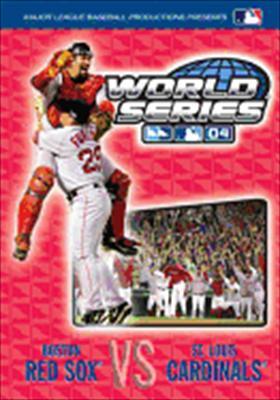2004 World Series: Red Sox Vs. Cardinals