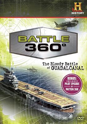 Battle 360: Bloody Battle of Guadalcanal