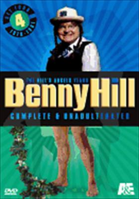 Benny Hill: Hill's Angel Years