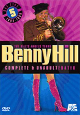 Benny Hill: Complete & Unadulterated 1982-85