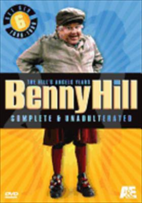Benny Hill: Set 6, the Hill's Angels Years