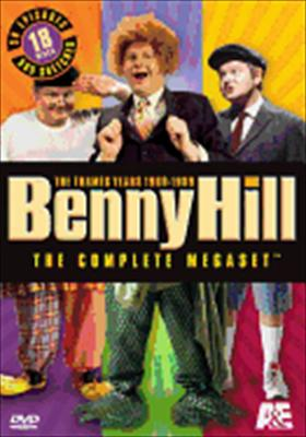 Benny Hill: The Complete & Unadulterated Complete Collection
