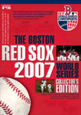 Boston Red Sox 2007 World Series