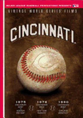 Cincinnati Reds: Vintage World Series Films