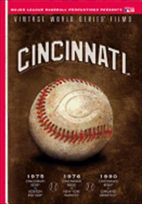 Cincinnati Reds: Vintage World Series Films