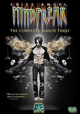 Criss Angel Mindfreak: The Complete Season Three