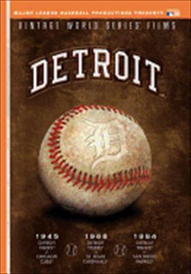 Detroit Tigers: Vintage World Series Films