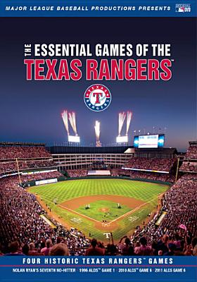 Essential Games of the Texas Rangers 0733961272857