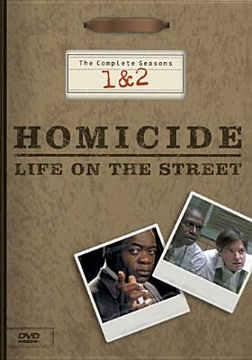 Homicide: Life on the Street - The Complete Seasons 1 & 2