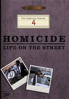 Homicide: The Complete Season Four