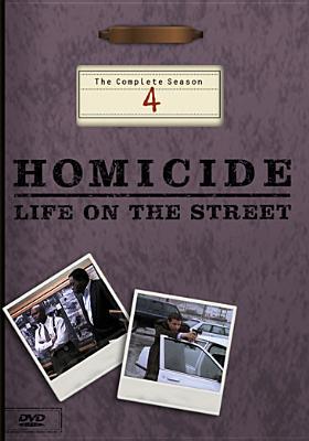 Homicide: The Complete Season Four