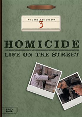 Homicide Life on the Street: Season 3